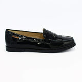 1936 Boutique Flats 36 / Black Patent 1936 Boutique Style 1616-01