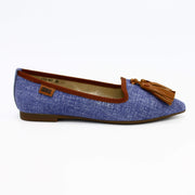1936 Boutique Flats 36 / Blue 1936 Boutique Style 1752-W07