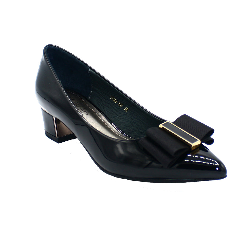 Emma Pointy Toe Pump Patent