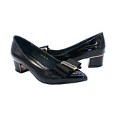 Emma Pointy Toe Pump Patent 5
