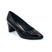 Sophia Block Heel Pump