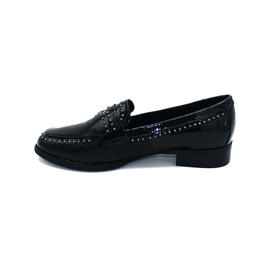 Aria Studded Loafer