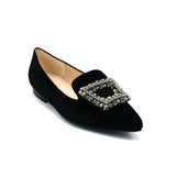 pointed toe flats for women's