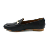 Aici Berllucci Black Leather loafer