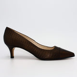 Pointed Toe Pumps 2 Inch Heel