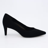 Walking Cradles Pumps 6 / Black Walking Cradles Sophia