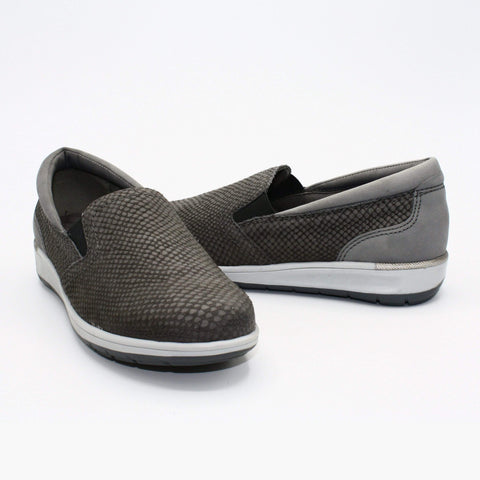 walking cradles orleans sneaker grey