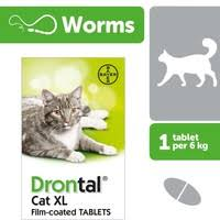 Drontal XL Worming tablet