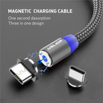 Panda™ Magnetic Charging Cable (3 in 1)