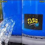 Waterproof Flex Tape Instantly Stops Leaks