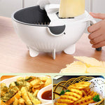 Panda™ 9 in 1 Vegetable Cutter