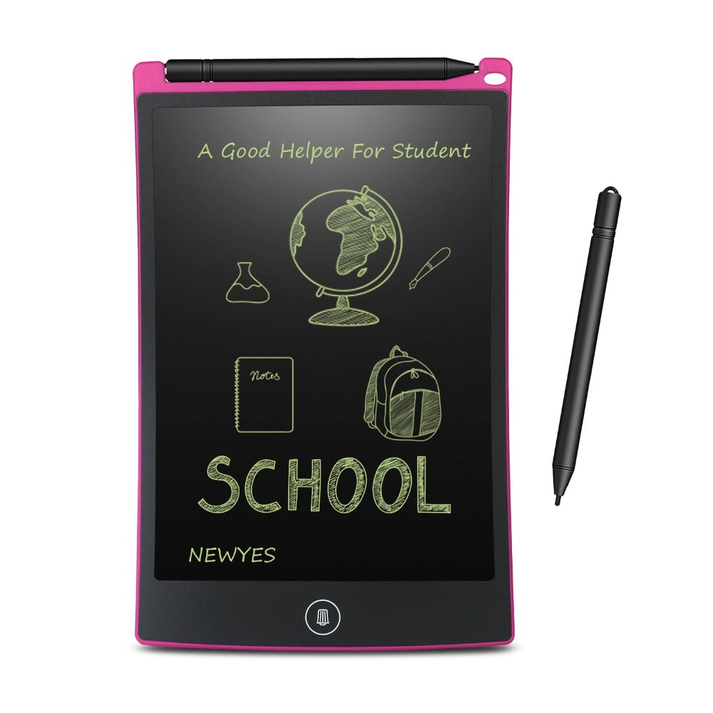LCD Writing Tablet ( 8.5 Inch ) With Stylus