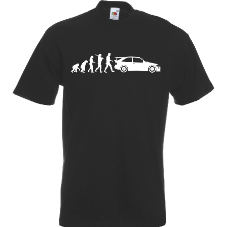 Tee-Shirt Cro-Magnon Ford Escort Cosworth