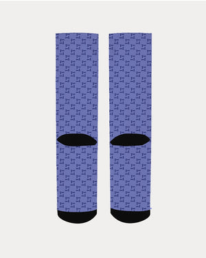 Terrilli Quad T Blue Socks