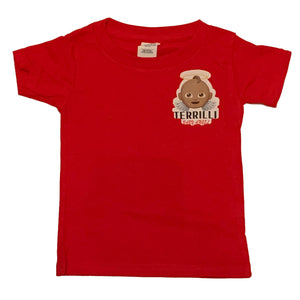 Terrilli Baby Angel Lil T Shirt (Red)
