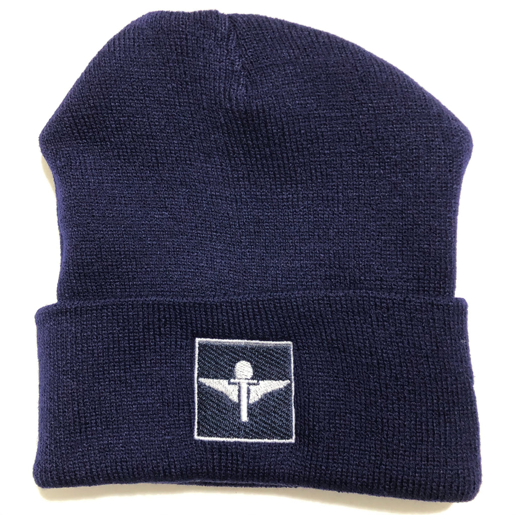Navy/Navy/White Skully