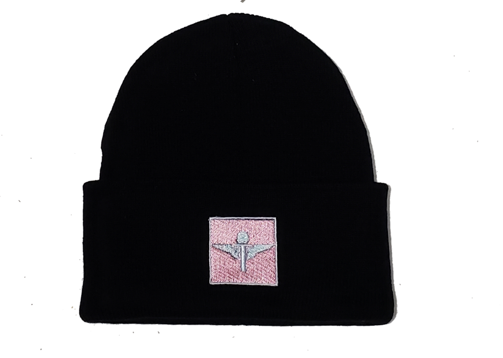 Black/Pink/Baby Blue Skully