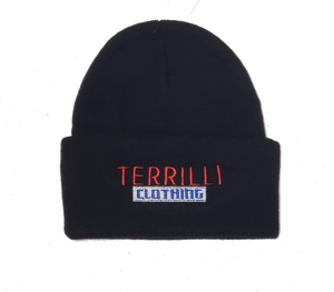 Red/White/Blue Skully