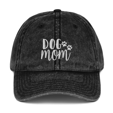 Dog Mom Vintage Hat