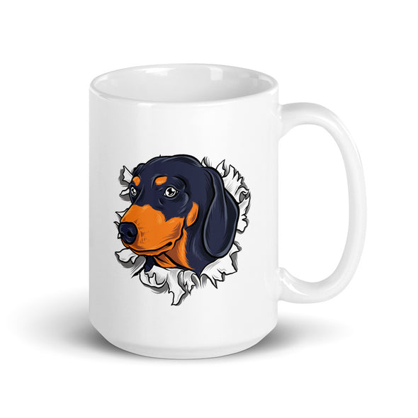 Dachshund Dog Coffee Mug