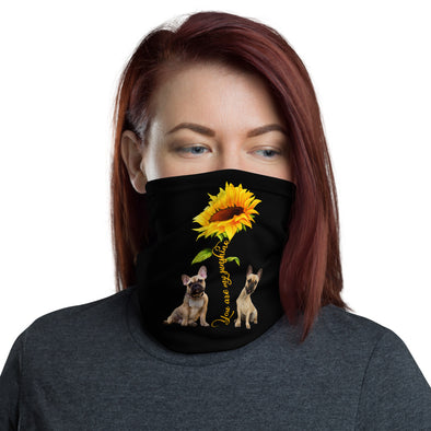 You are My Sunshine Face Mask & Neck Gaiter