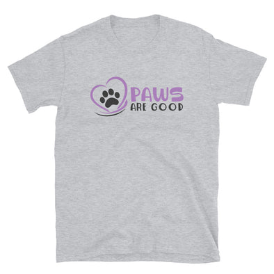 Paws Are Good Unisex T-Shirt