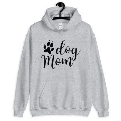 Dog Mom Hoodie for Women