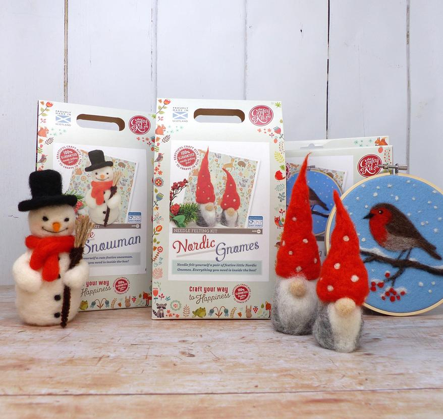 Christmas gifts for crafters