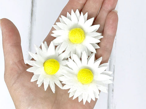 How to make daisy flowers
