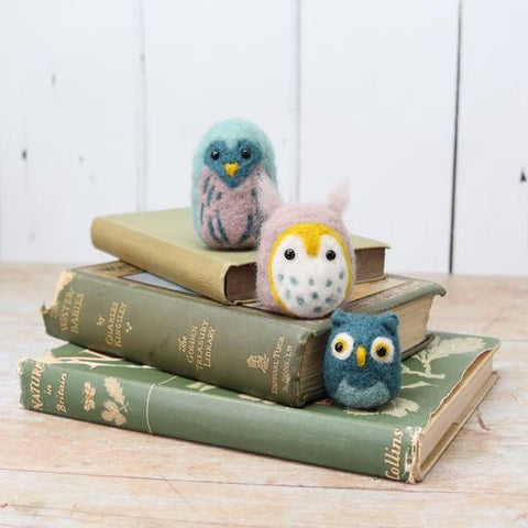 Owls Crafting Subscription Box December/January