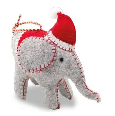 Edmond Elephant Felt Sewing Kit