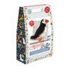 The Crafty Kit Company Atlantic Puffin Needle Felting Kit Box