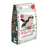 The Crafty Kit Company Long Tailed Tit Needle Felting Kit Box