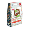 The Crafty Kit Company Christmas Robin Wreath Needle Felting Kit Box