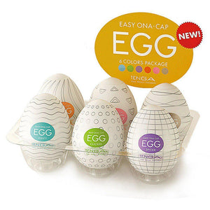 Tenga Beatable Eggs