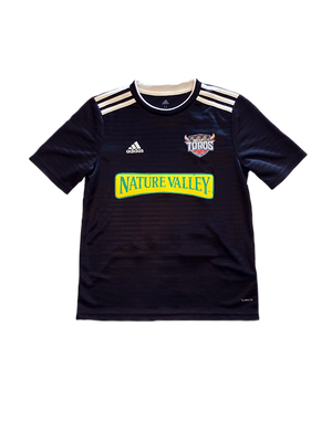 Youth 2019 Away Jersey | Black