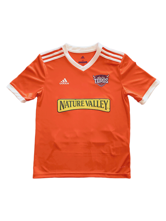 Youth 2019 Home Jersey | Orange