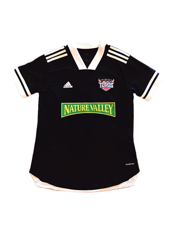 Youth 2020 Away Jersey | Black