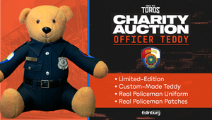 Officer Teddy