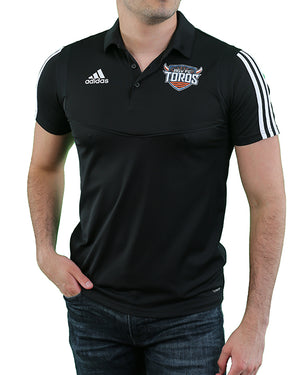 Men's Adidas Polo | Black