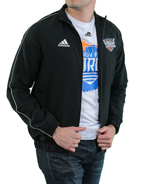 Men's Adidas Core18 Jacket | Black