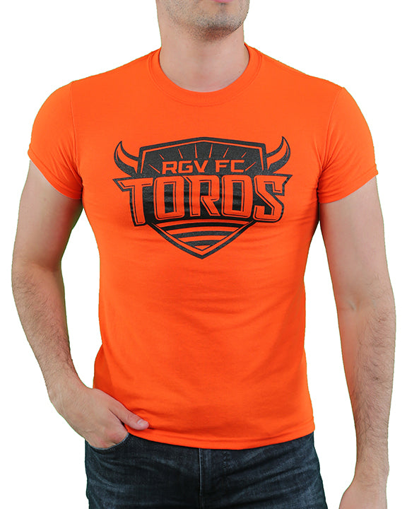 Men's Gildan Tee | Orange