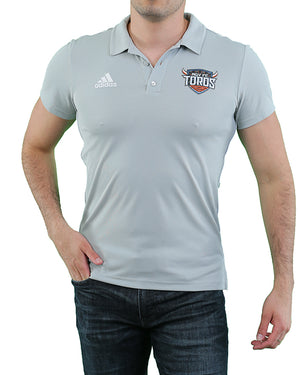 Men's Adidas Polo | Grey