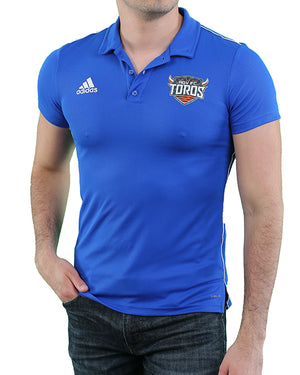 Men's Adidas Polo | Royal Blue