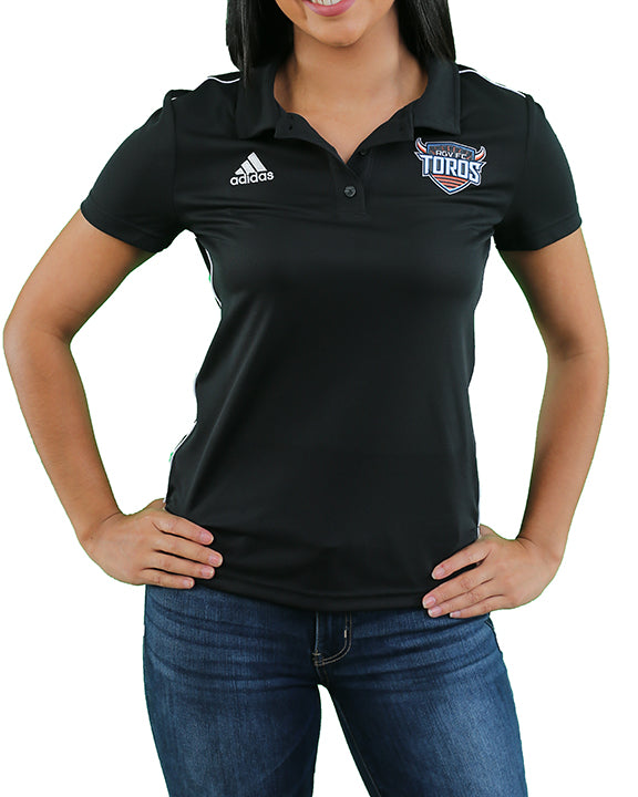 Women's Adidas Core18 Polo | Black