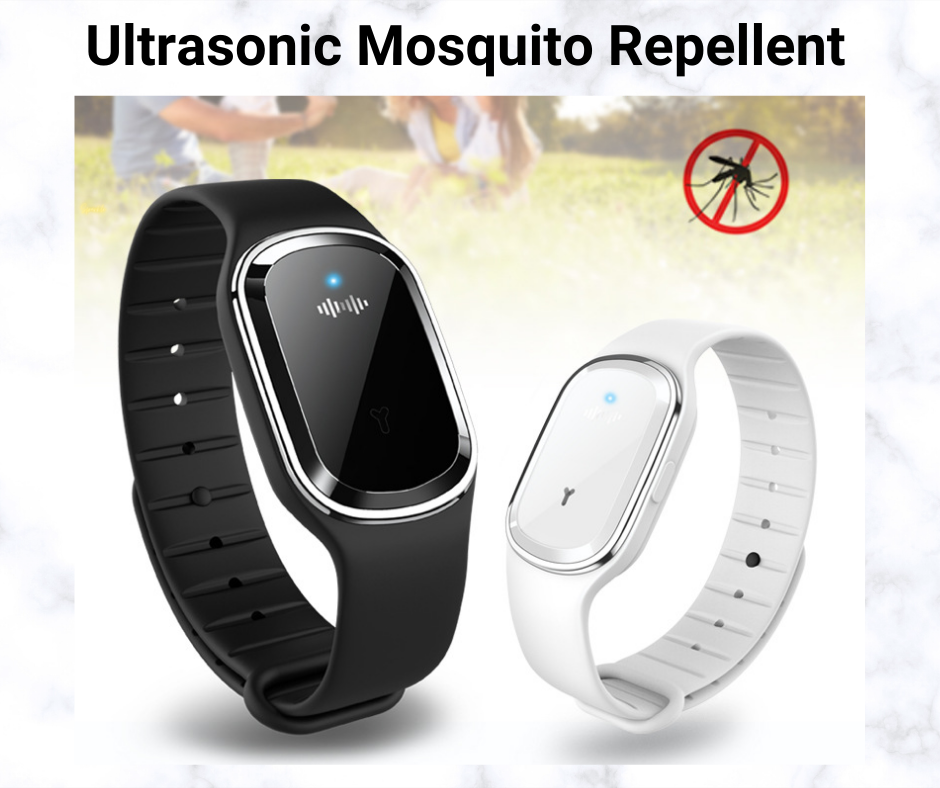 Ultrasonic Mosquito Repellent