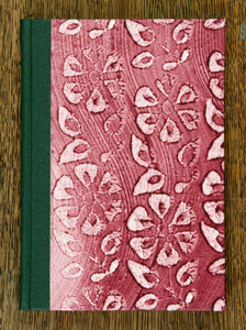 Paste Paper Notebooks - Various colourways