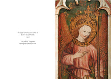 Load image into Gallery viewer, Christmas Card Pack - Medieval Angel