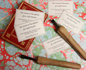 Guild of Theophilus Gift Vouchers