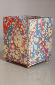 Marbled Pencil Pot - Large